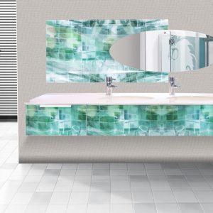 ארון אמבטיה Adriatic