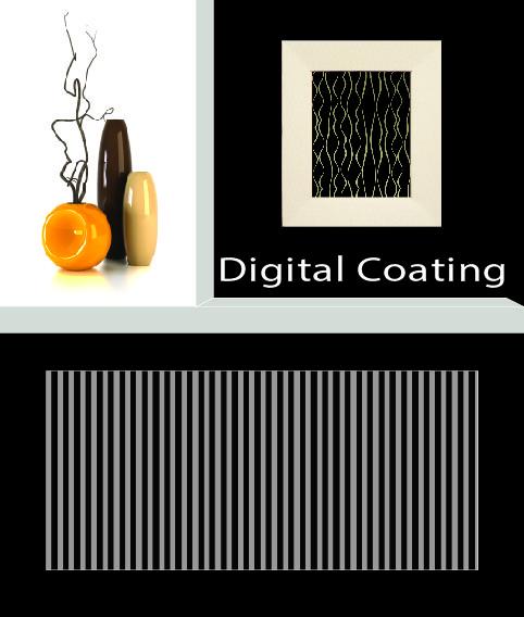 Digital Coating ציפוי דיגיטלי