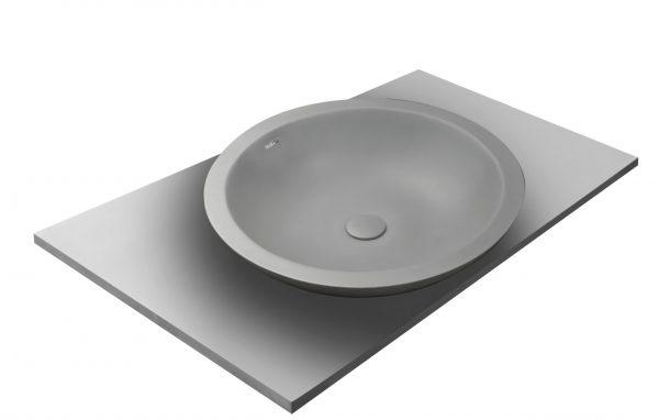 משטח עם כיור ENT-Random אפור