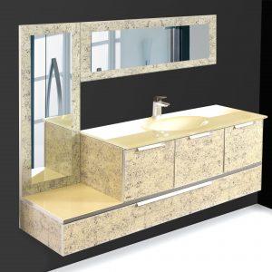 ארון אמבטיה Golden Hind