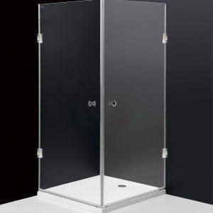 מקלחון פינתי ללא פרופילים Hilton H01