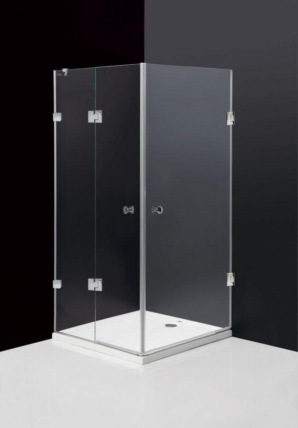 מקלחון פינתי ללא פרופילים Hilton H491
