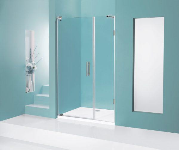 מקלחון חזיתי ללא פרופילים Meital ME07F