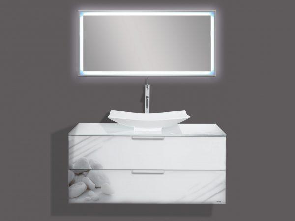 ארון אמבטיה Tiffany