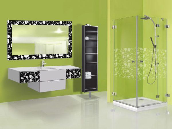ארון אמבטיה Trieste