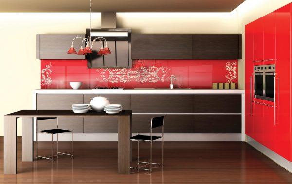 חיפוי זכוכית Kitchen-oriental-V-OR921