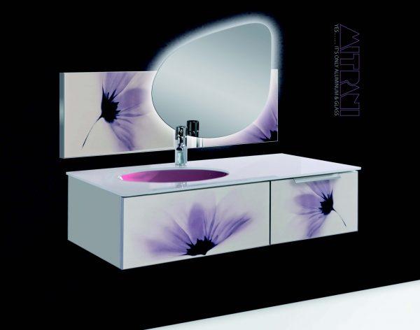 ארון אמבטיה Allure