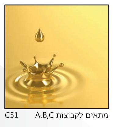 אריחי זכוכית C51