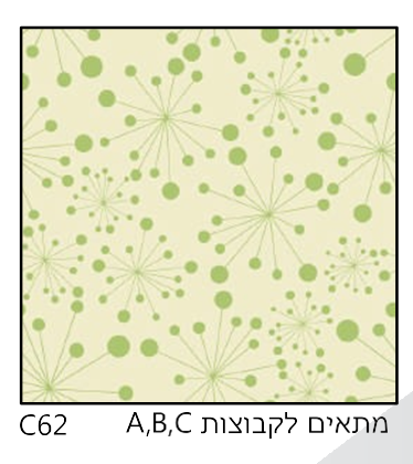 אריחי זכוכית C62